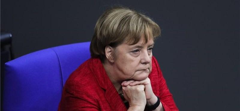 Kitüntették Angela Merkelt a nemek közötti egyenlőség előmozdításáért