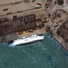 Bejrúti robbanás: elsüllyedt egy óceánjáró a kikötőben