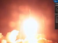 Videó: így lőtték fel a Bibliát a Holdra