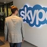 Sokkal jobb lesz Skype-olni