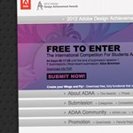 Indul a 2012-es Adobe Design Achievement Awards pályázat