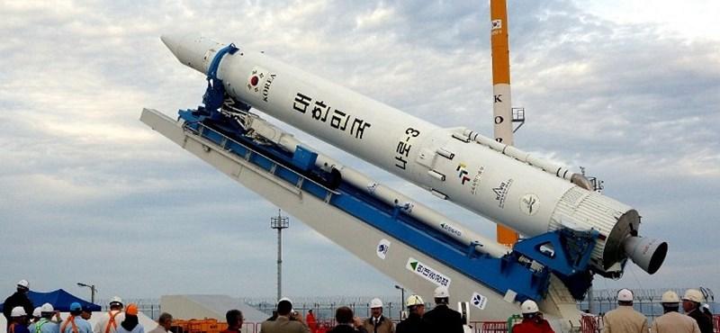 Ballisztikus rakétát indított Észak-Korea