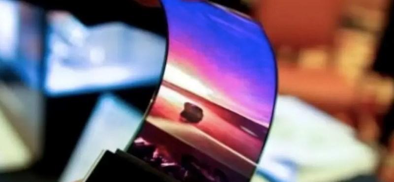 A feltekerhető tévé után jöhetnek a feltekerhető telefonok – videó
