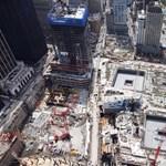 2016-ra állnak az új tornyok a Világkereskedelmi Központ helyén