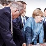 A net népe már Orbánt is rárakta a tökéletes G7-képre