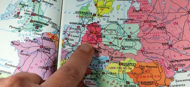 Földrajzi kvíz: tudjátok, melyik ország nagyobb?