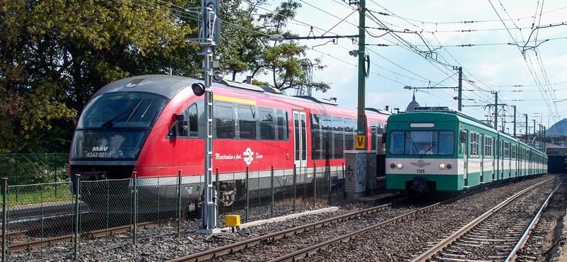 Jönnek a HÉV-pótló vonatok?