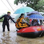 Trópusi vihar fenyegeti Tajvant, százakat kitelepítettek