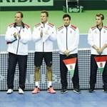 Davis Kupa: Balázs nem bírt Goffinnel, 2-0-ra vezetnek a belgák
