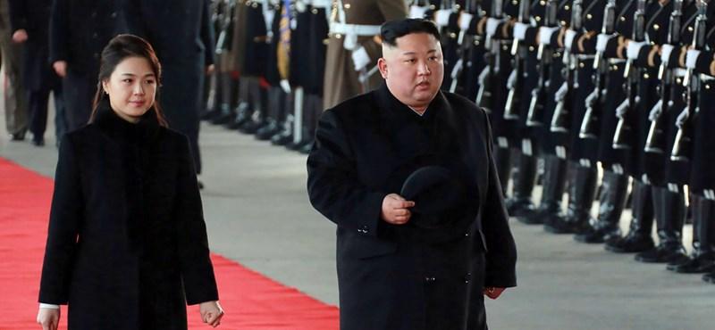 Újabb titulust kapott Kim Dzsong Un
