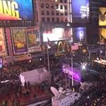 Kamerás drónokkal fogják figyelni a szilveszteri ünneplőket New Yorkban