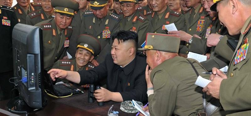 Észak-Korea: az Egyesült Államok leszámolásra készül