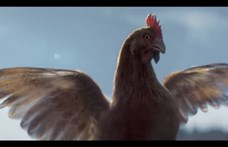 A Jó, a Rossz és a Csirke: itt a szezon legmenőbb karácsonyi reklámja