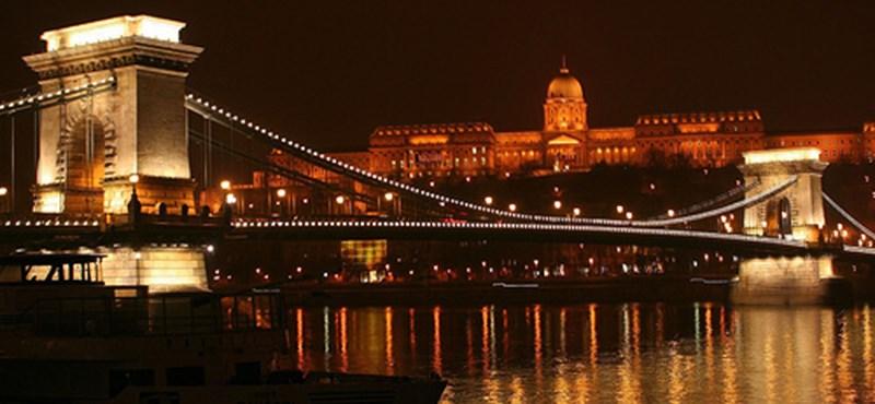 Budapest az első tízben