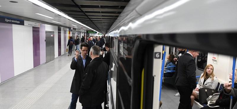 Javítani kell a 3-as metrót a nemrég felújított szakaszon