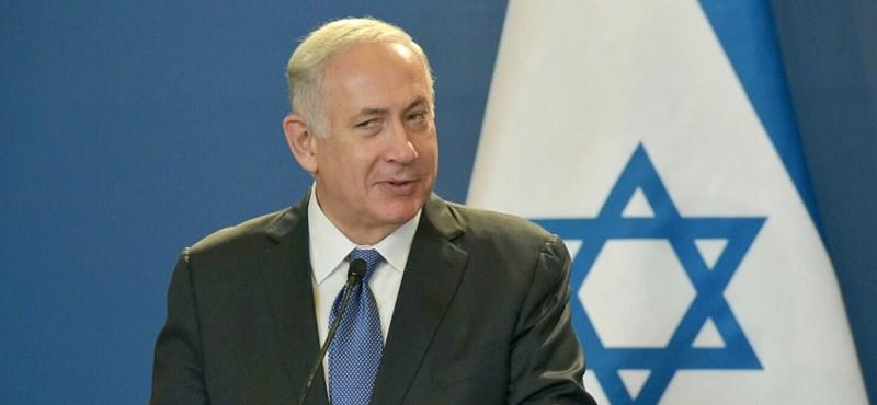 Áprilisban előrehozott választásokat tartanak Izraelben