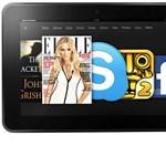 Magyarországról is rendelhetők az Amazon Kindle táblagépek