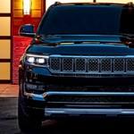 Amerikai mércével is jókora divatterepjáró a Jeep újdonsága
