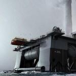 Már készül a különleges indítóállás, vízről indíthat űrhajót a SpaceX