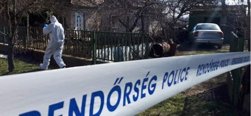 Megöltek két embert a Fejér megyei Kislángon