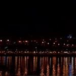 A Budai Vár már tök sötét, de Orbán új hivatala még éjfél után is fényárban úszik