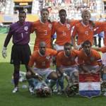 A holland válogatott vb-kerete
