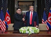 Újra találkozik Trump és Kim Dzsong Un