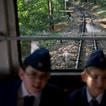 A sínek, a talpfák és az ágyazat is megújul a nagybörzsönyi kisvasúton