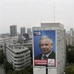 Tilos az óriásplakátok használata a lengyel kampányokban