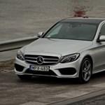 A csillag hatalma - teszteltük az új Mercedes C-osztályt