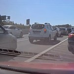 Ziccer volt a hétvégi M7-es a rendőrségi kamerás autóknak – itt a legújabb válogatás