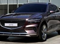 A Hyundai prémiummárkája Európában üzen hadat a német riválisoknak