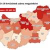 63 újabb áldozata van a járványnak, 2079 fertőzöttet diagnosztizáltak