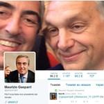 Orbán nem akármilyen rajongóra akadt - fotó