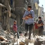 Egyre közelebb a szíriai légicsapás