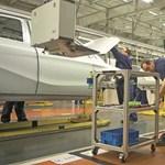 Leálltak a magyar autógyárak, mélyponton a külkertöbblet