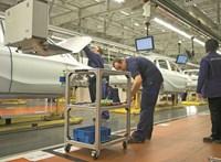Egy autó gyártásához annyi energiát használnak Kecskeméten, mint amennyi egy csokiban van