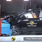 Ez az autó most a legbiztonságosabb Európában