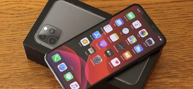 Ronda és finom: kipróbáltuk a szuperdrága iPhone 11 Pro Max-et