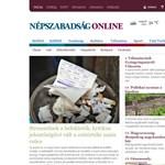 Népszabadság: József Attila szobrát is eltüntetik a Kossuth térről
