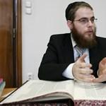 A vezető rabbi szerint is hiba Dörner György kinevezése