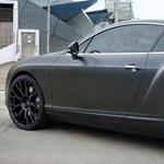 Ellopták Budapest leghíresebb Bentley-jét