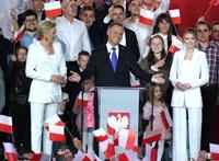 Kicsivel nyertek az elnökválasztáson, de mindenhatók maradnak Orbán lengyel barátai