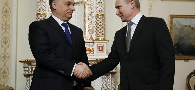 Orbán-Putyin: az oroszok bővítik Paksot