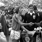 Meghalt Johan Cruyff, a legnagyobb holland focilegenda