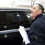 Panaszkodik Lagzi Lajcsi, rossz állapotban kapta vissza terepjáróját a rendőröktől