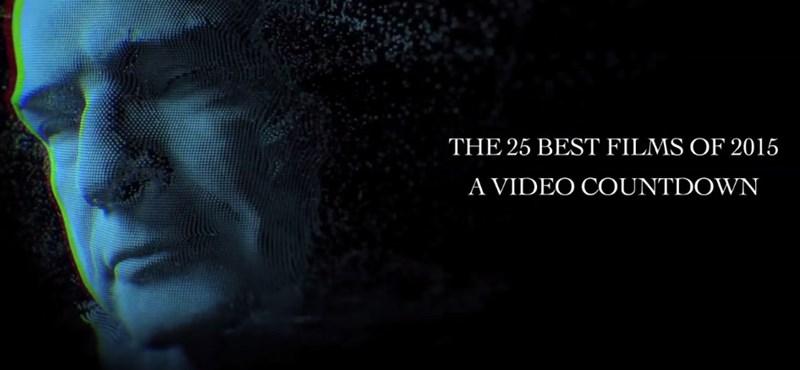 Videó: 13 káprázatos percben az év legjobb filmjei