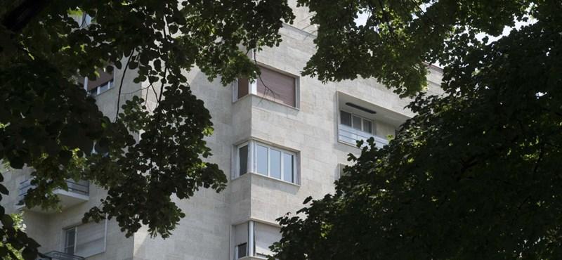 A 60 millió forintot közelíti a használt budai lakások átlagos ára