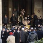 Emlékezők és tiltakozók Horthy halálának évfordulóján