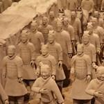 Megfejtették a legendás kínai agyaghadsereg titkát